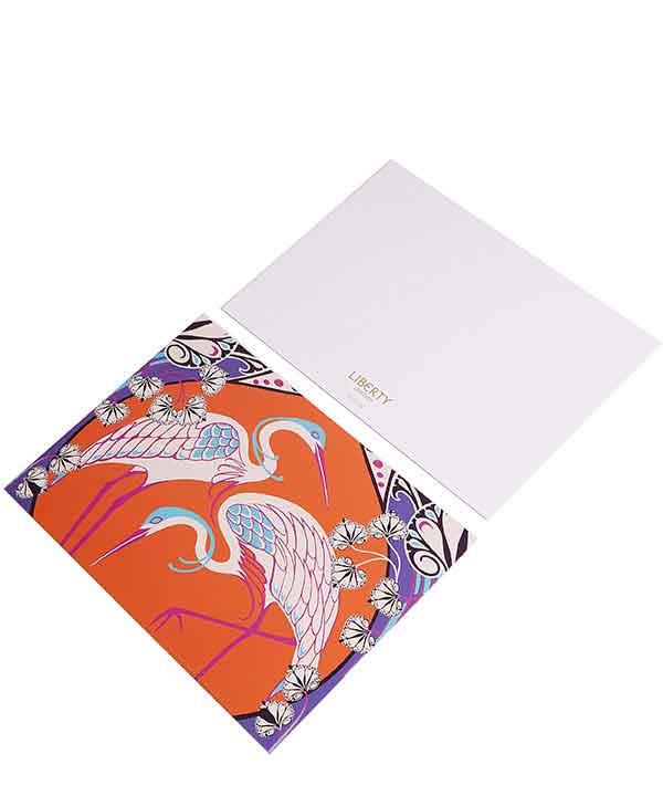 A5 ラグジュアリー ノートカード セット 詳細画像
