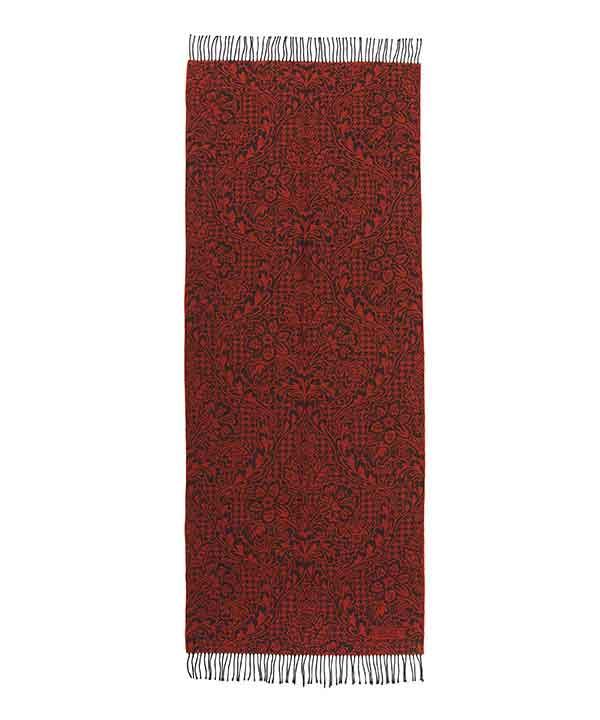 ウィンター アンティゴネー 64x180 ジャカード ストール 詳細画像