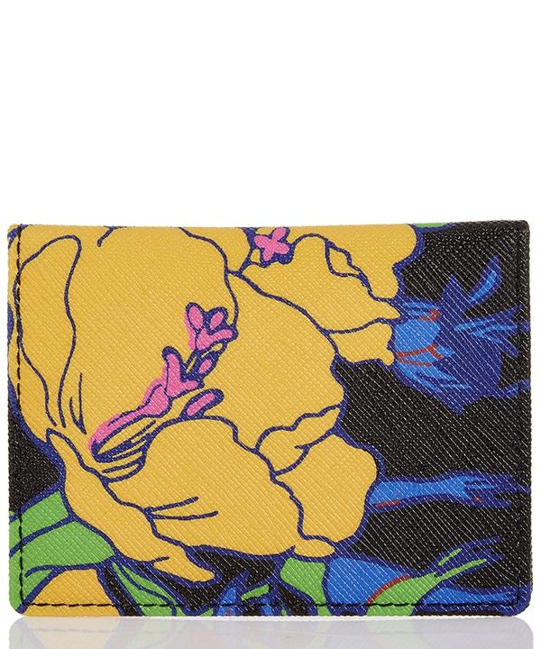 リチャード クイン フロックス トラベル カード ホルダー 詳細画像