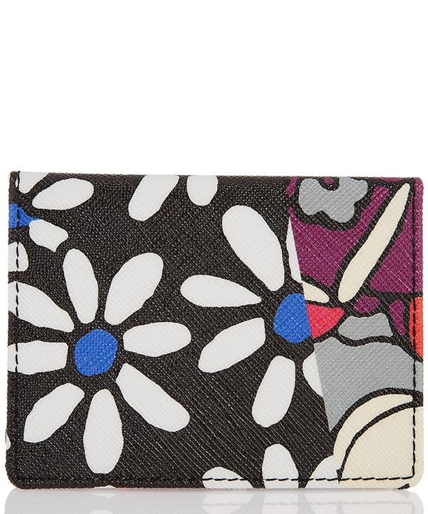 リチャード クイン デイジー アンド チューリップ トラベル カード ホルダー 詳細画像