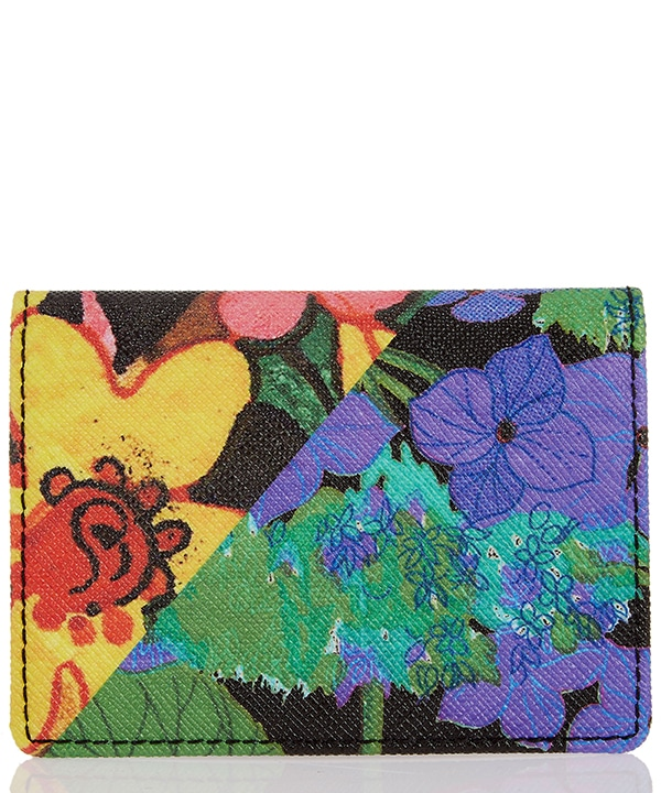 リチャード クイン ダリア アンド ハイドラ トラベル カード ホルダー 詳細画像