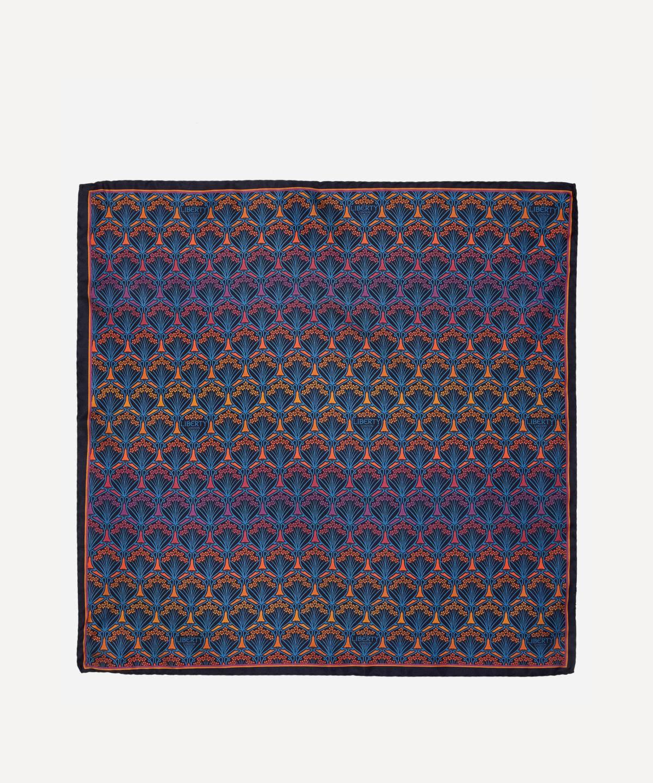 ダスク ティル ドゥン 45x45 シルク ツイル スカーフ 詳細画像