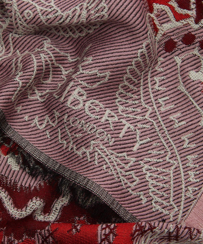 ラモナ 70x180 ウール ブレンド スカーフ 詳細画像