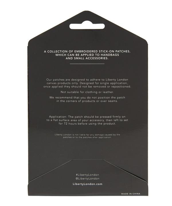 ステッカー パッチ コーギー 詳細画像